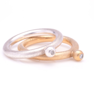 sil&gold_dia_rings